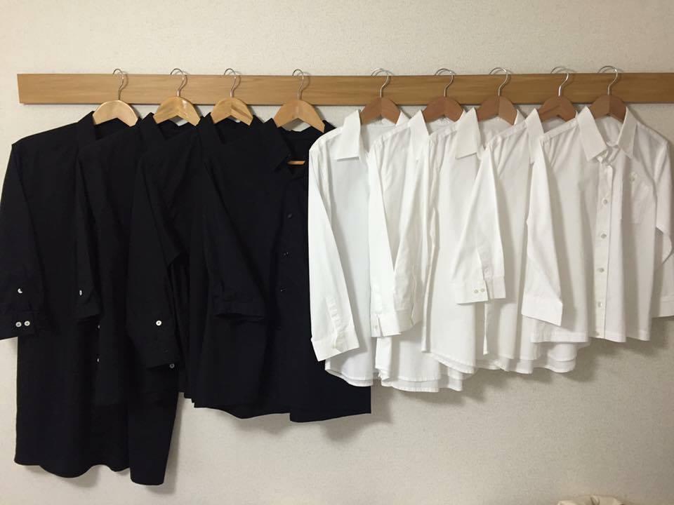 祖峰工房シャツ展示会