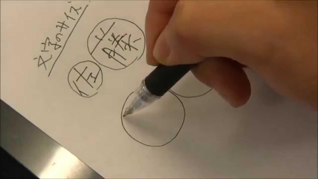 筆跡診断「もじのへや」開催