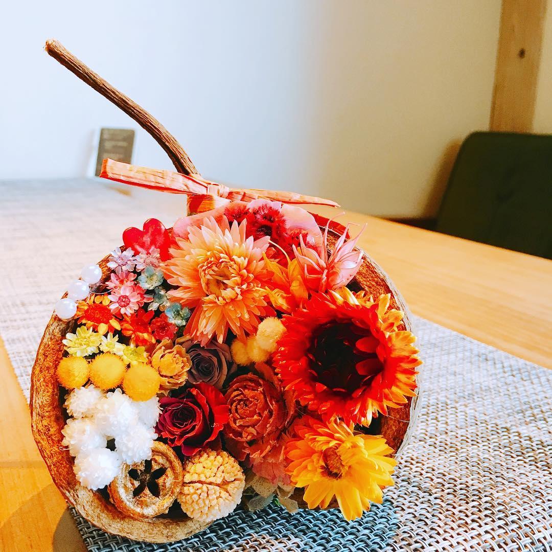 ブッダナッツ教室& ハーバリウム教室 【9月の開催予定】