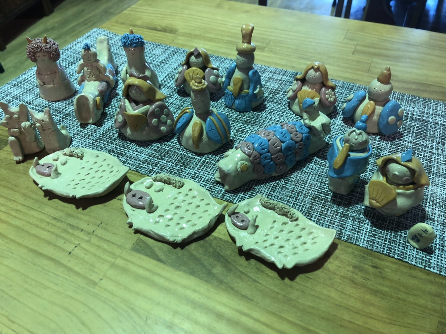happydish 千種さんの陶芸教室
