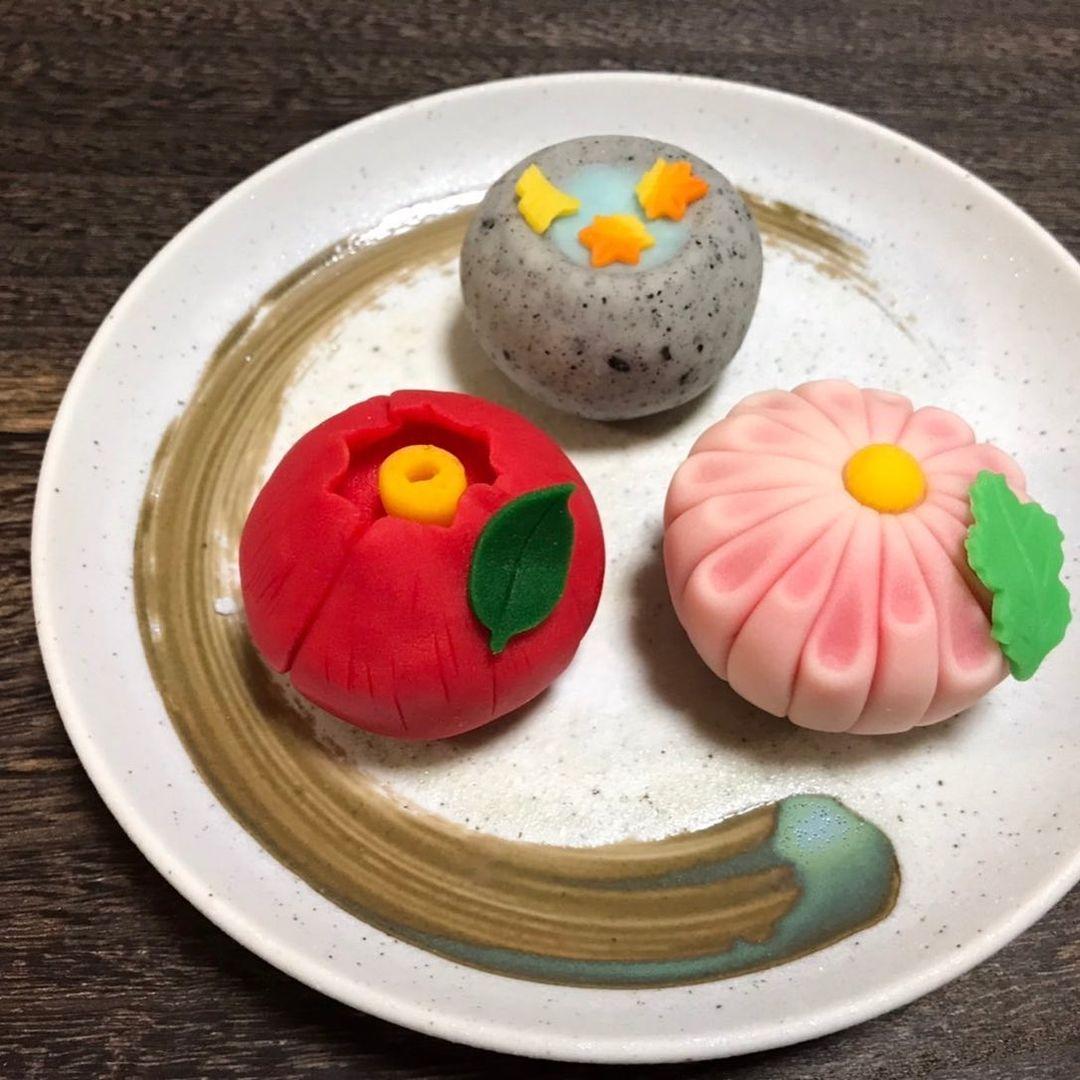 和菓子作り体験10月の開催予定